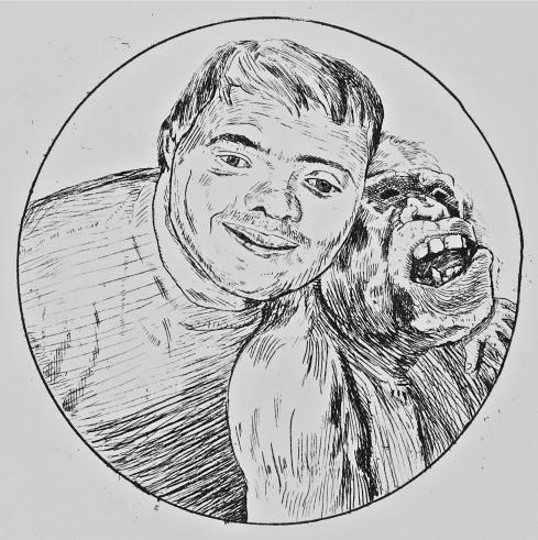 Monkey and Retard