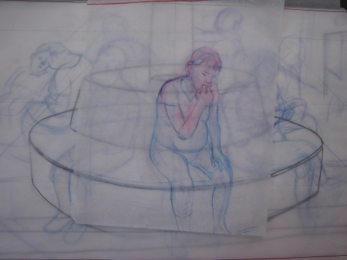 prep. drawings